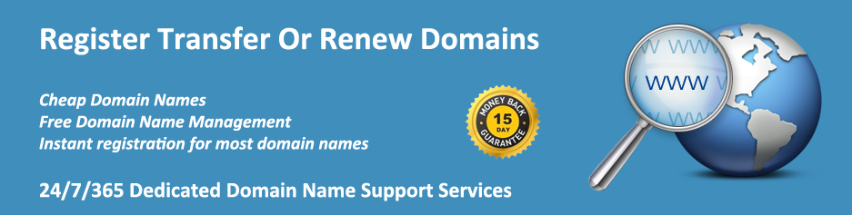 Domain Name Registration India | Domain Registration India
