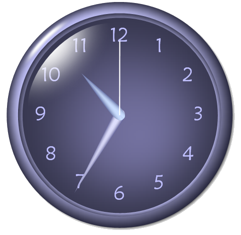 shiny_clock